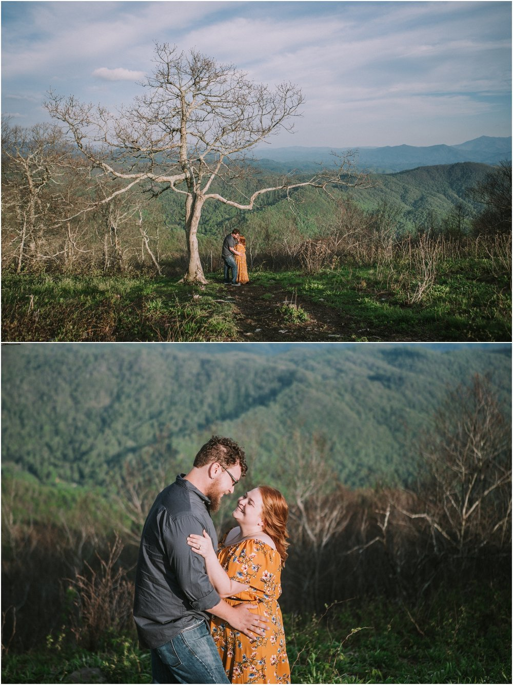 katy-sergent-photography-beauty-spot-unaka-mountain-engagement-blue-ridge-mountains-appalachian-trail-adventurous-couple-elopement-johnson-city-wedding-photographer_0008.jpg