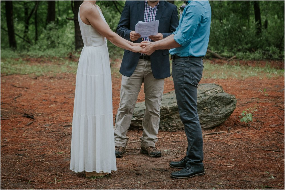 seneca-creek-state-park-maryland-intimate-woodland-wedding-forest-rock-climbing-adventurous-couple_0049.jpg