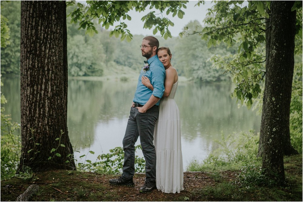 seneca-creek-state-park-maryland-intimate-woodland-wedding-forest-rock-climbing-adventurous-couple_0086.jpg