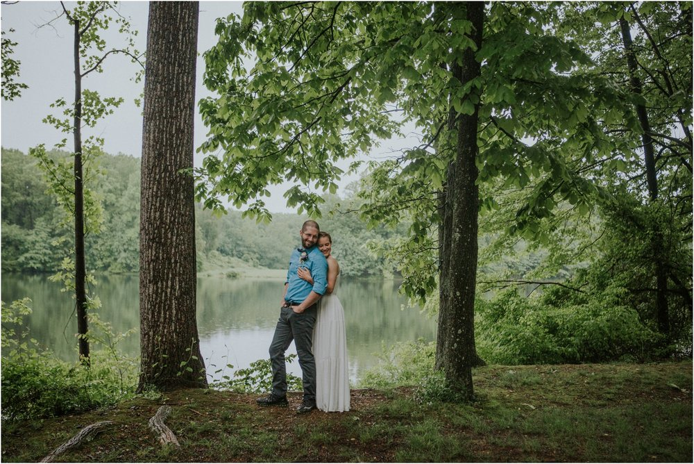 seneca-creek-state-park-maryland-intimate-woodland-wedding-forest-rock-climbing-adventurous-couple_0088.jpg