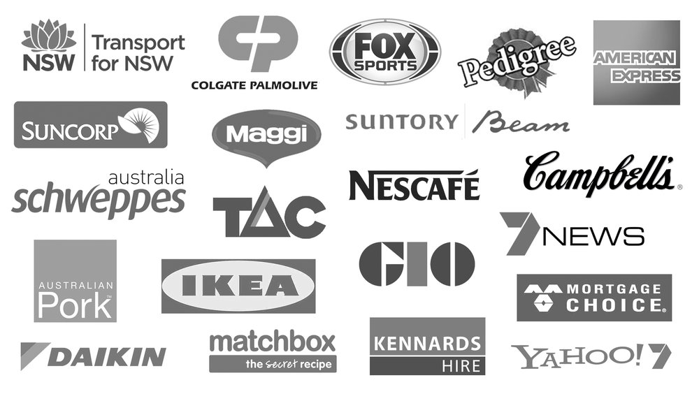 We've helped hundreds of clients across diverse categories. -