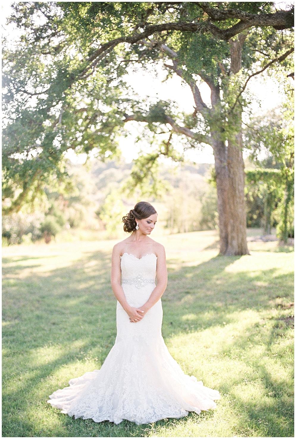 Pecan Springs Ranch | Bridal | Film | Austin Wedding Photographer-4.jpg