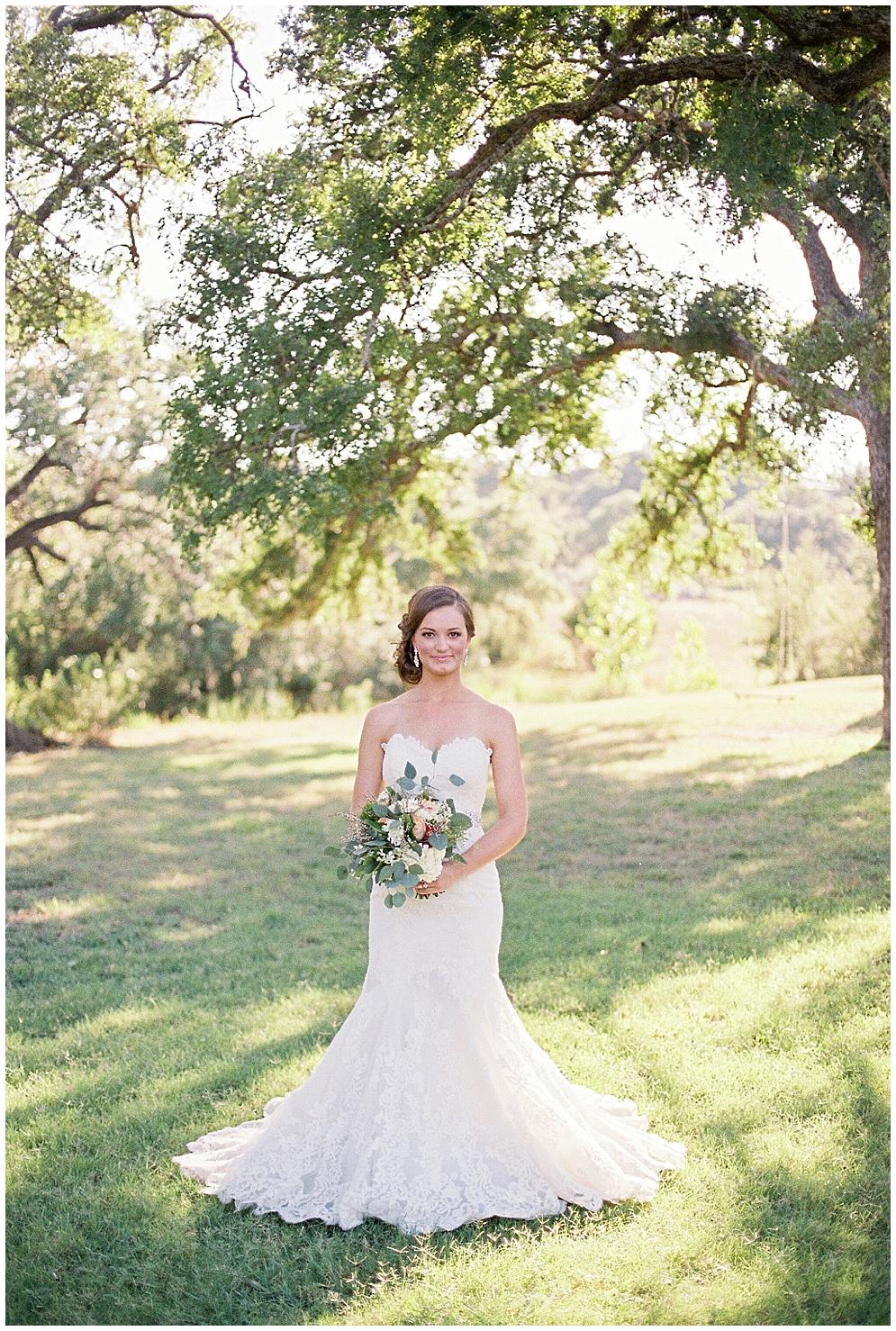 Pecan Springs Ranch | Bridal | Film | Austin Wedding Photographer-6.jpg