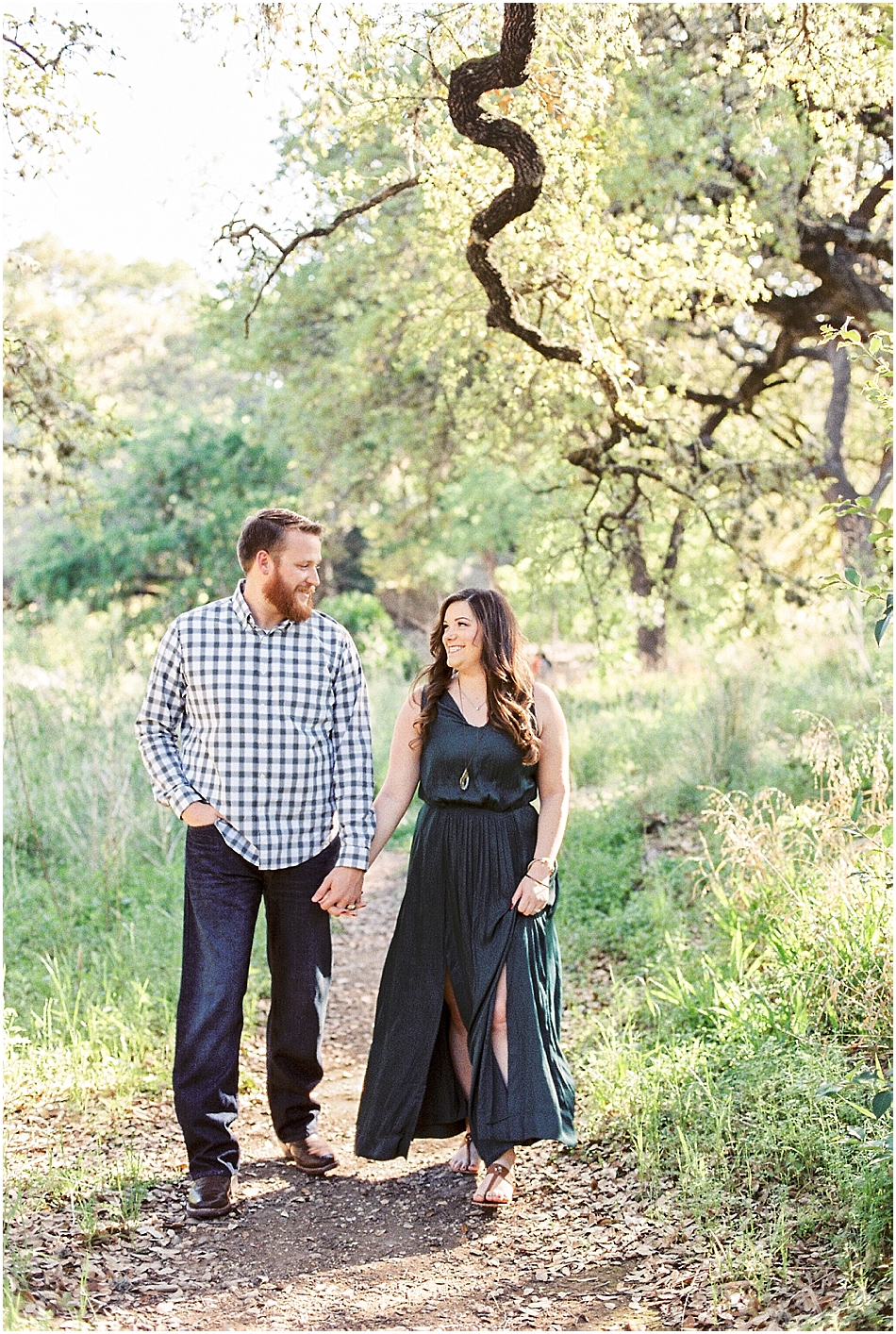 Brooke + Nick | Fine Art Creek Side Engagement | Film | Emilie Anne Photography-8.jpg