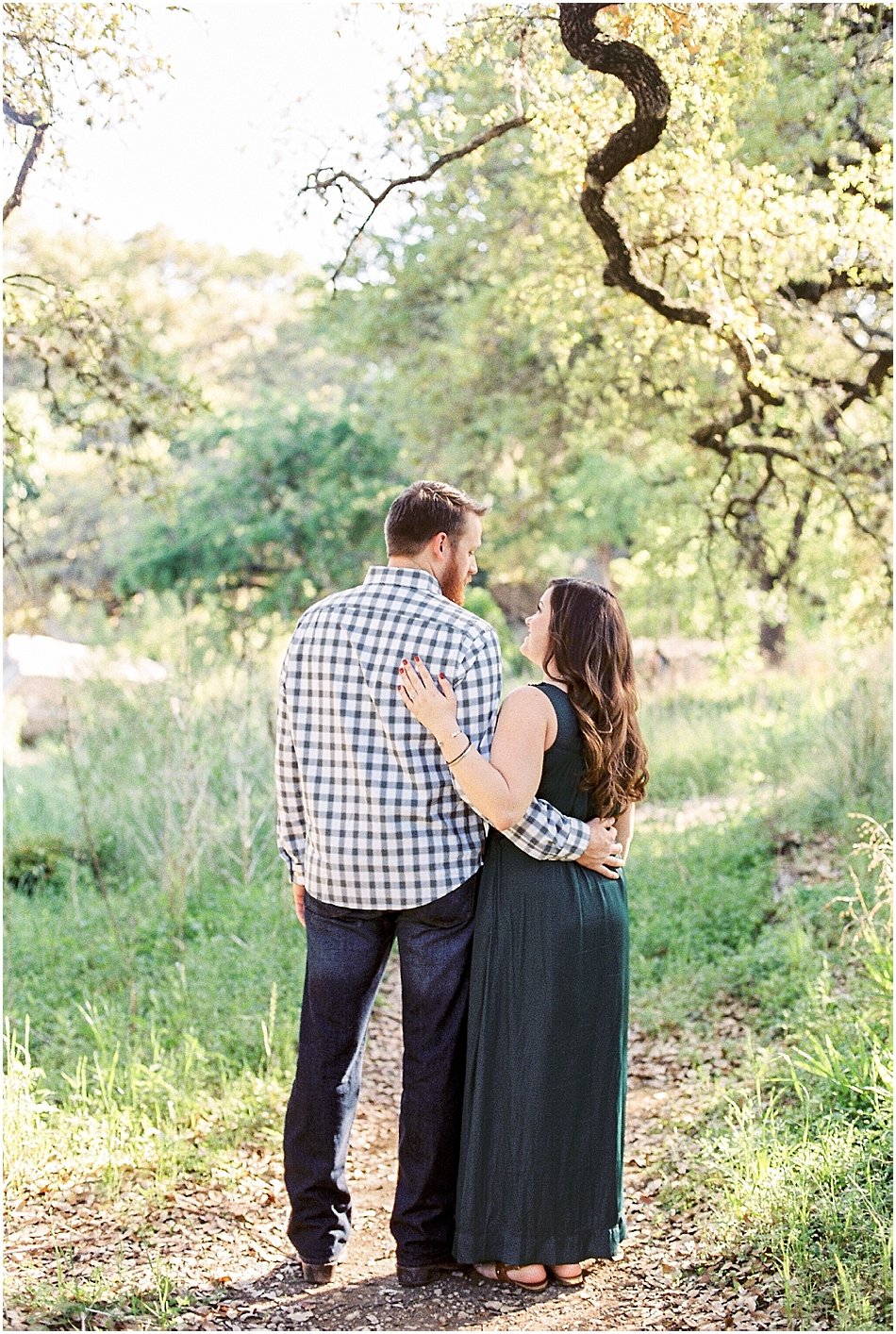 Brooke + Nick | Fine Art Creek Side Engagement | Film | Emilie Anne Photography-9.jpg