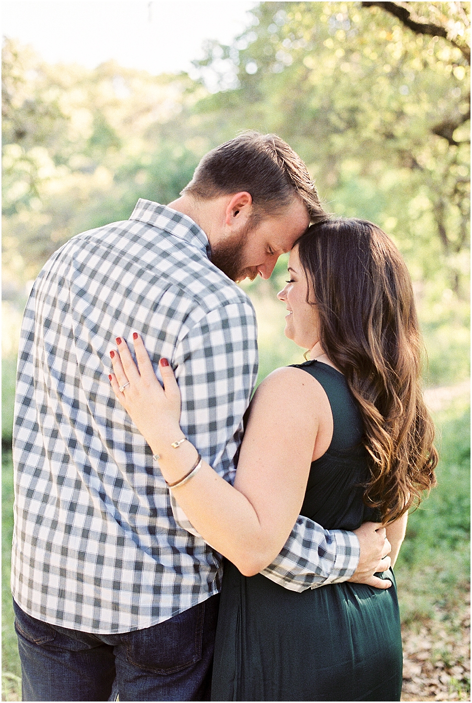 Brooke + Nick | Fine Art Creek Side Engagement | Film | Emilie Anne Photography-10.jpg