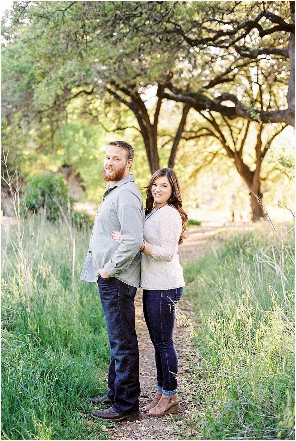 Brooke + Nick | Fine Art Creek Side Engagement | Film | Emilie Anne Photography-25.jpg