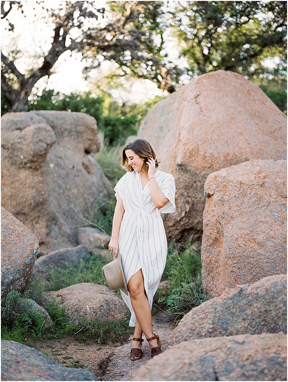 Emilie Anne Photography   Fine Art Film   Central Texas   Enchanted Rock   Seniors-16.jpg