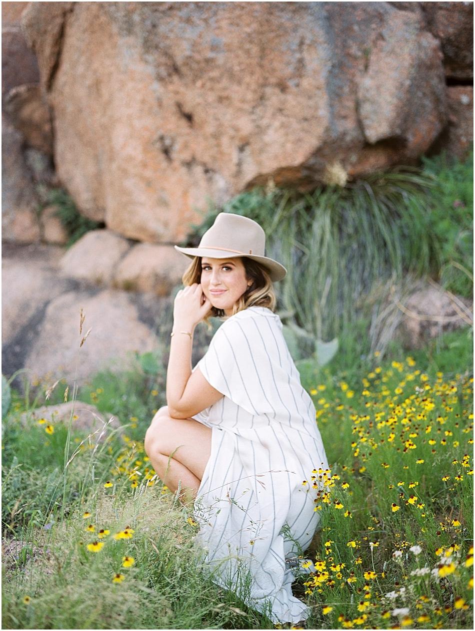 Emilie Anne Photography   Fine Art Film   Central Texas   Enchanted Rock   Seniors-23.jpg