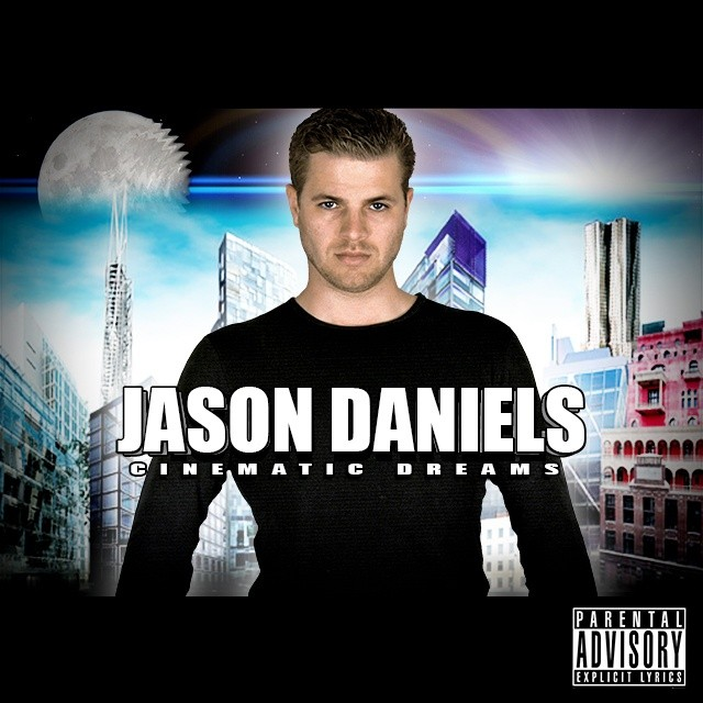 Rock the new album cover with me at jasondaniels.com #love #music #album #skylinesthelimit #cinematicdreams