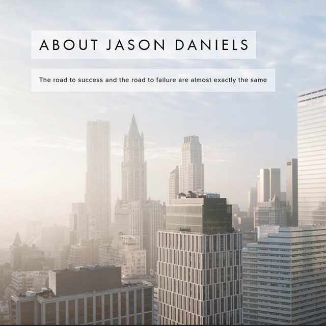 The new website is up for #business. Have a look at JasonDaniels.com #offtorocktheworld #live #love #right