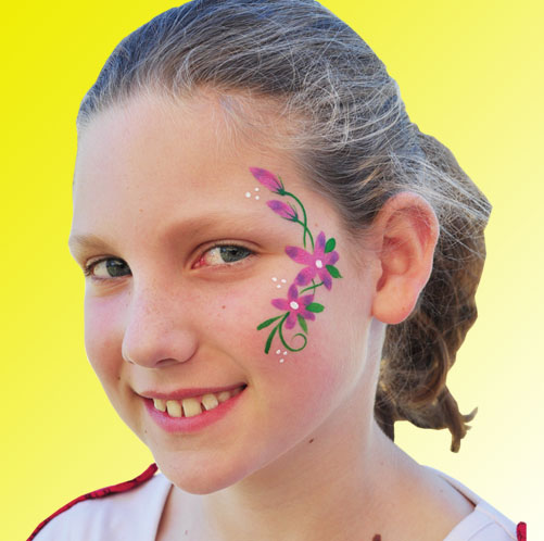 face painting wowee creations