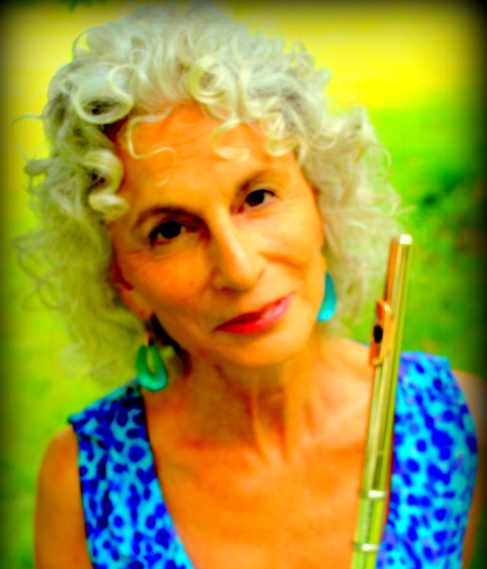 SUSAN PALMA NIDEL, flute