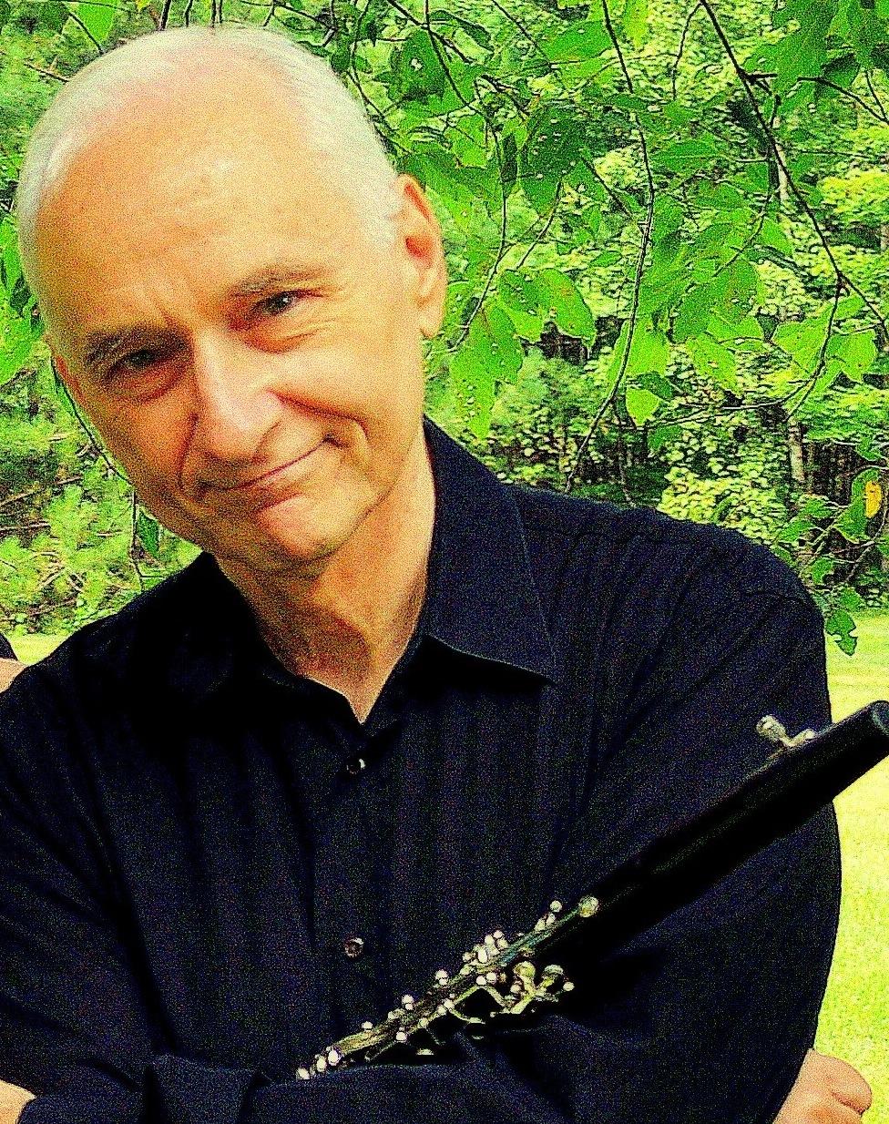 ALLEN BLUSTEIN, clarinet