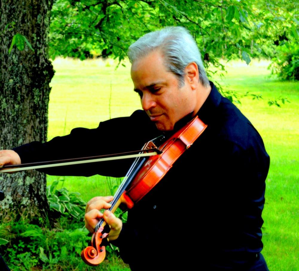 RONNIE BAUCH, violin