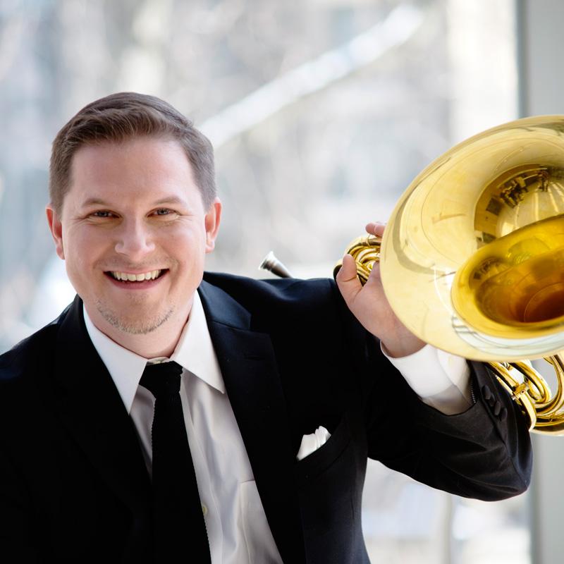 Featured Guest, Bernhard Scully, Horn