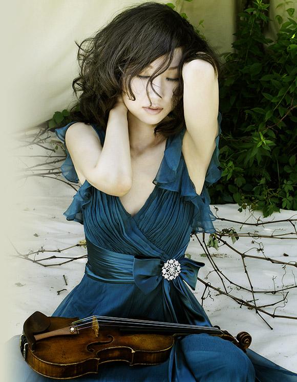 Featuring Tricia Park, violin