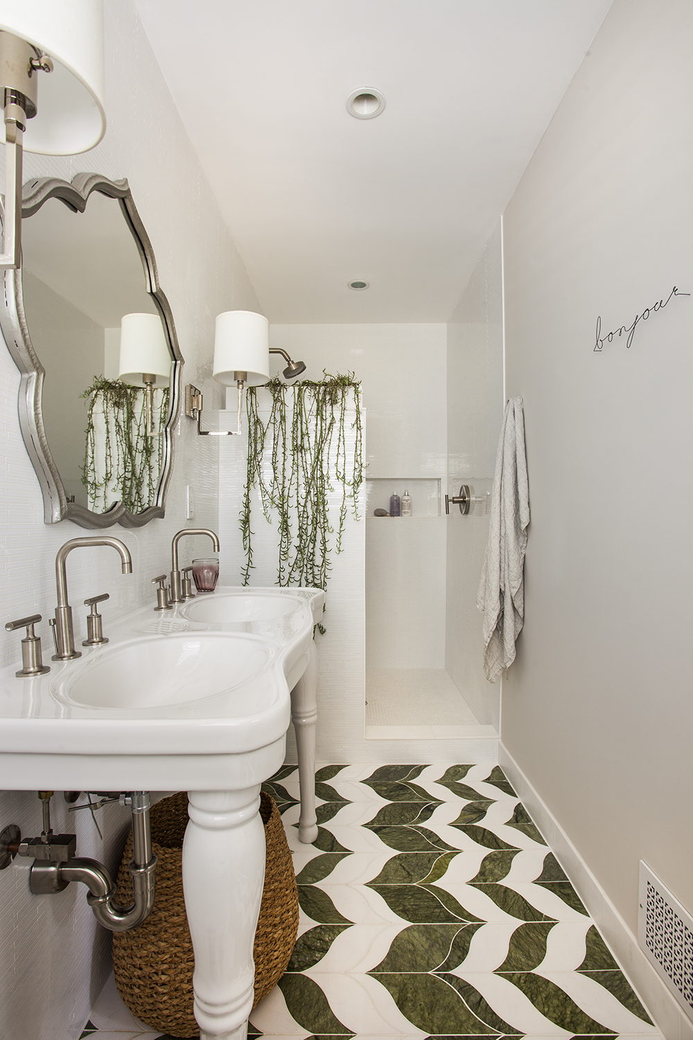 pasadena master bath | jeff herr photography