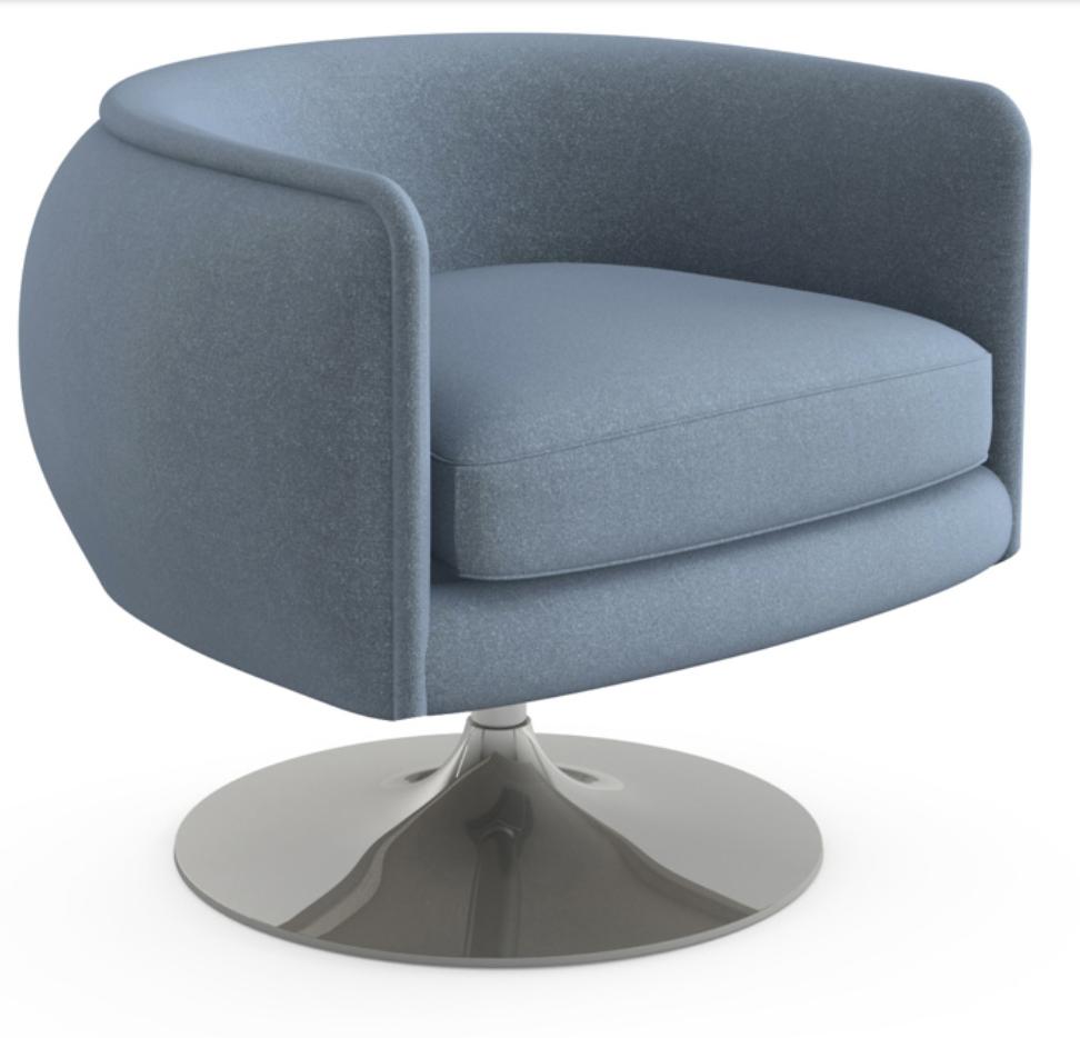 D'UrsoSwivel Chair [Via  Knoll }