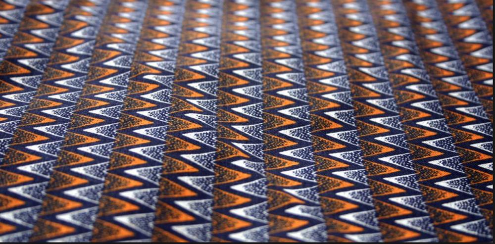 A De Gama Shweshwe fabric. De Gama is home of the original Shweshwe fabric.{Via  De Gama Textiles }