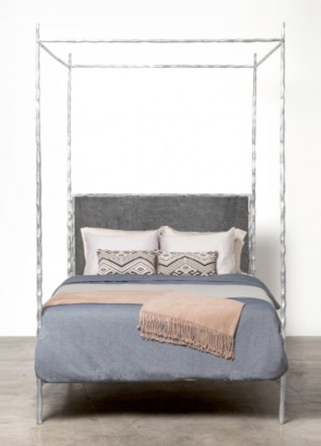Dying to use this  Brennan Bed  in a project. {Via Made Goods}