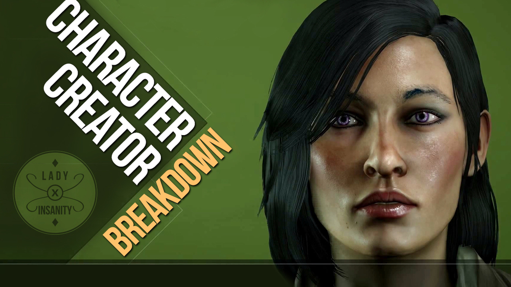 dragon age character creation guide