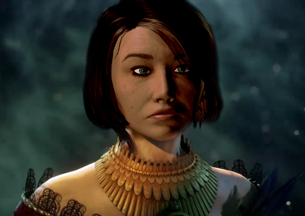 If I could have my own NPC in Dragon Age, I'd want her to be the Khalisah al-Jilani of Thedas.