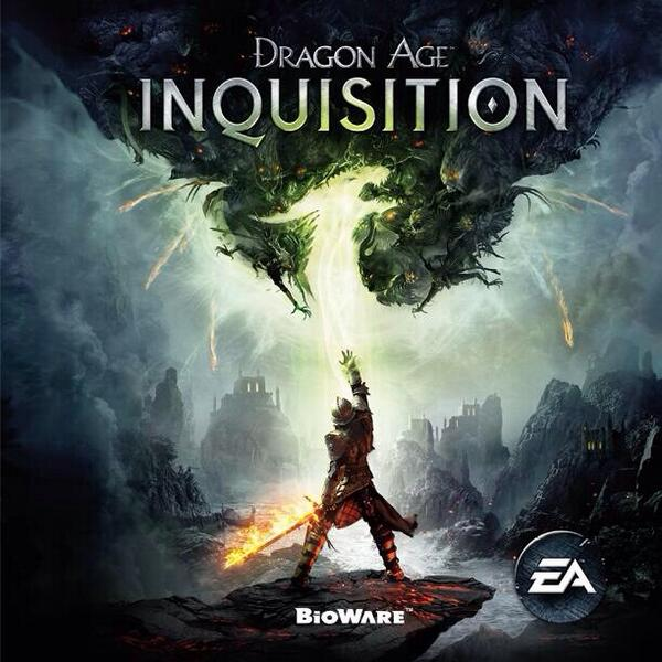 dragonageconfessions :     This is the Official Cover Art according to Dragon Age's Official Twitter Feed.