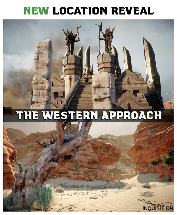 The Western Approach, via Dragon Age's twitter:  https://twitter.com/dragonage/status/465945274754416640