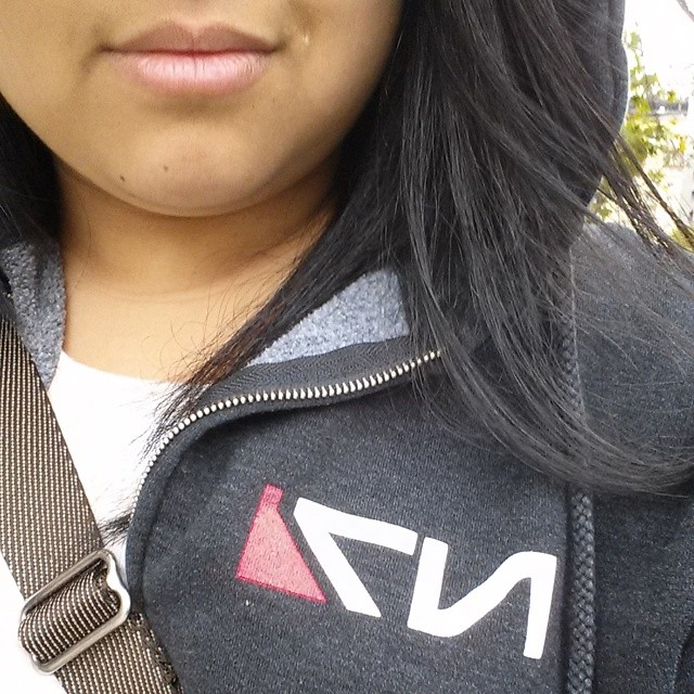Only so many times I can wear this one before wearing out. WTB Inquisitor hoodie, pl0x