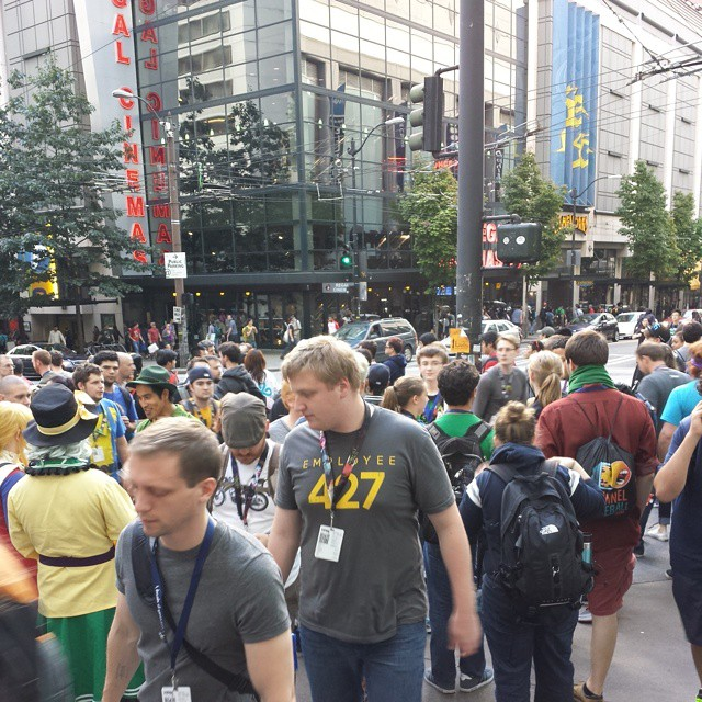 PAX over. Good times.