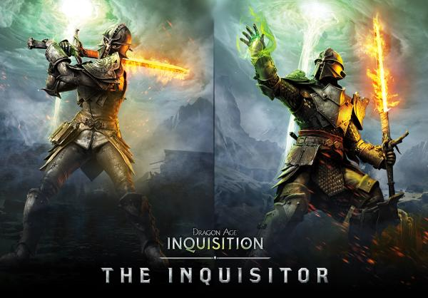 Who  will you be - Lord Inquisitor? Lady Inquisitor?