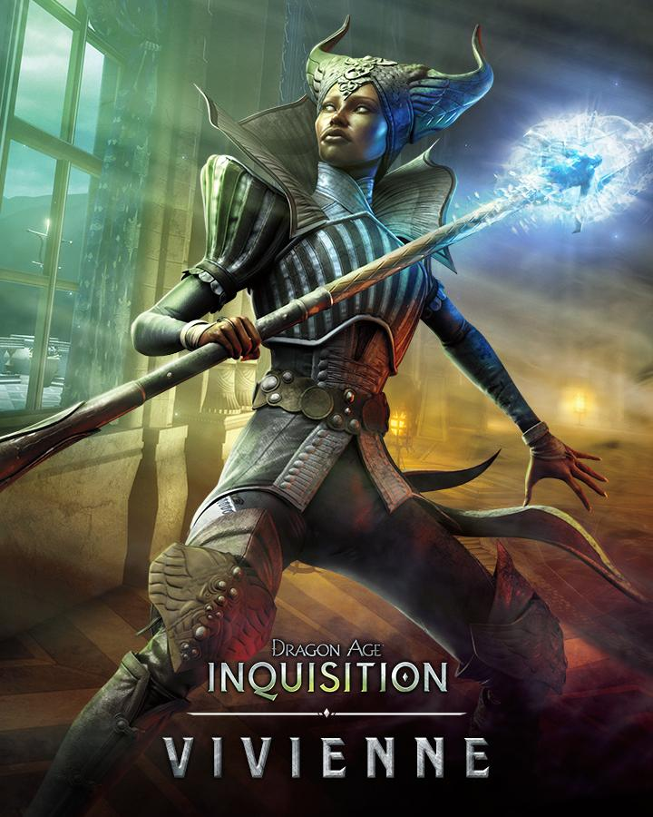 The Ambition - Vivienne Source: Dragon Age on Twitter