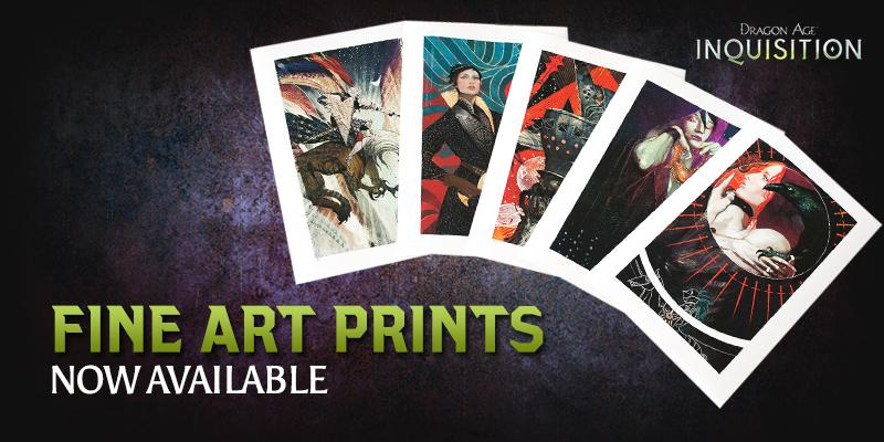 New prints available from Bioware!  [Click]