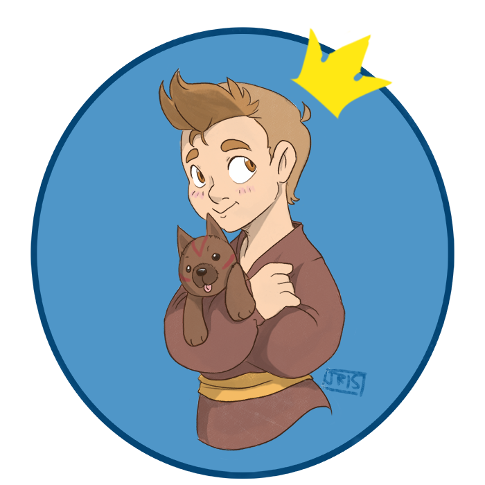 fxreldenking :     Lazily finished baby!Alistair. Cutest little bastard ever.