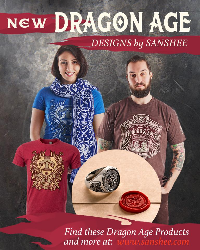 New Shirts at  Sanshee!