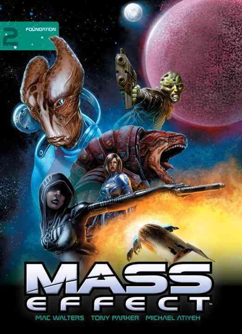 "Mass Effect Library Edition Volume 2 - Available for Pre-Order Regular Price: $49.99 | Cheapest Price: $34.35 on Amazon (as of 2/24/15) Where to Pre-Order:  Amazon - ""Released on May 19, 2015"" TFAW Comics - ""Published Date: May 6, 2015"""