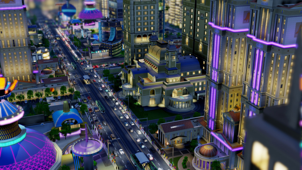 "polygondotcom: SimCity's offline mode now rolling out SimCity's servers are currently down for maintenance because developer EA Maxis is patching the city-building title to add the long-awaited offline mode, according to a post on the game's forums. The developers took the server offline at 9 a.m. ET in order to publish Update 10. The patch, which Maxis announced in January, adds the ability to play SimCity offline and mod the game. In offline mode, game saves are stored locally on the player's computer; no internet connection is required at all. As of 10:20 a.m. ET, EA's quality assurance team is checking the implementation of Update 10 to make sure the servers and offline gameplay are working as intended. Maxis estimates the servers will be down for a total of ""a few hours."" (Link to the full story)"