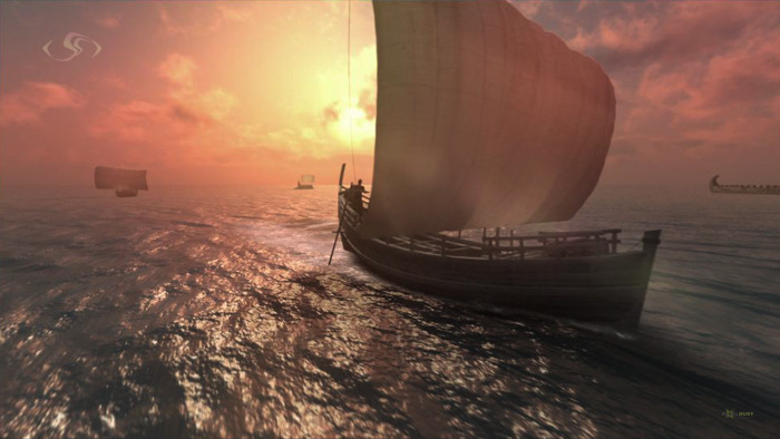 Credits for animation, lighting and rendering CGI [Maya] and final compositing. Aired on Nat Geo Channel [Sept 16 2012]