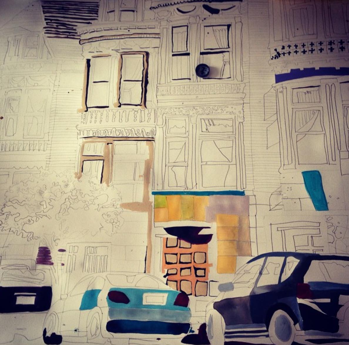 Works in Progress — Bridget Sauer