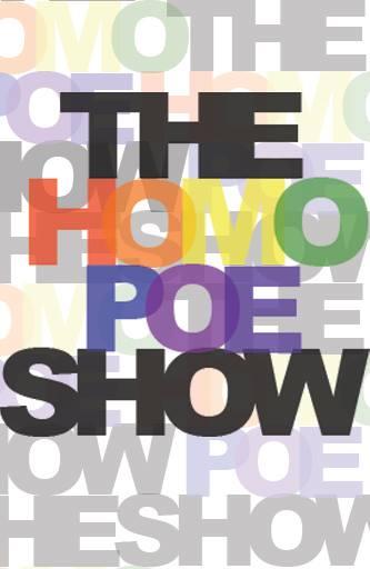 The Homo Poe Show Poster
