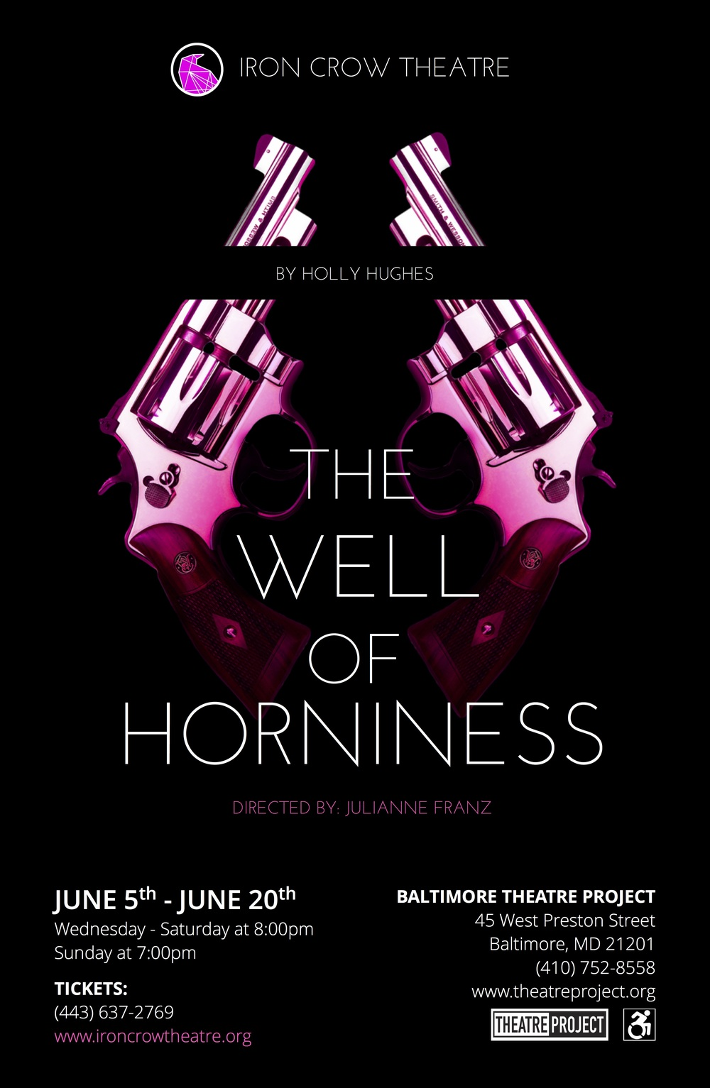 The Well of Horniness Poster