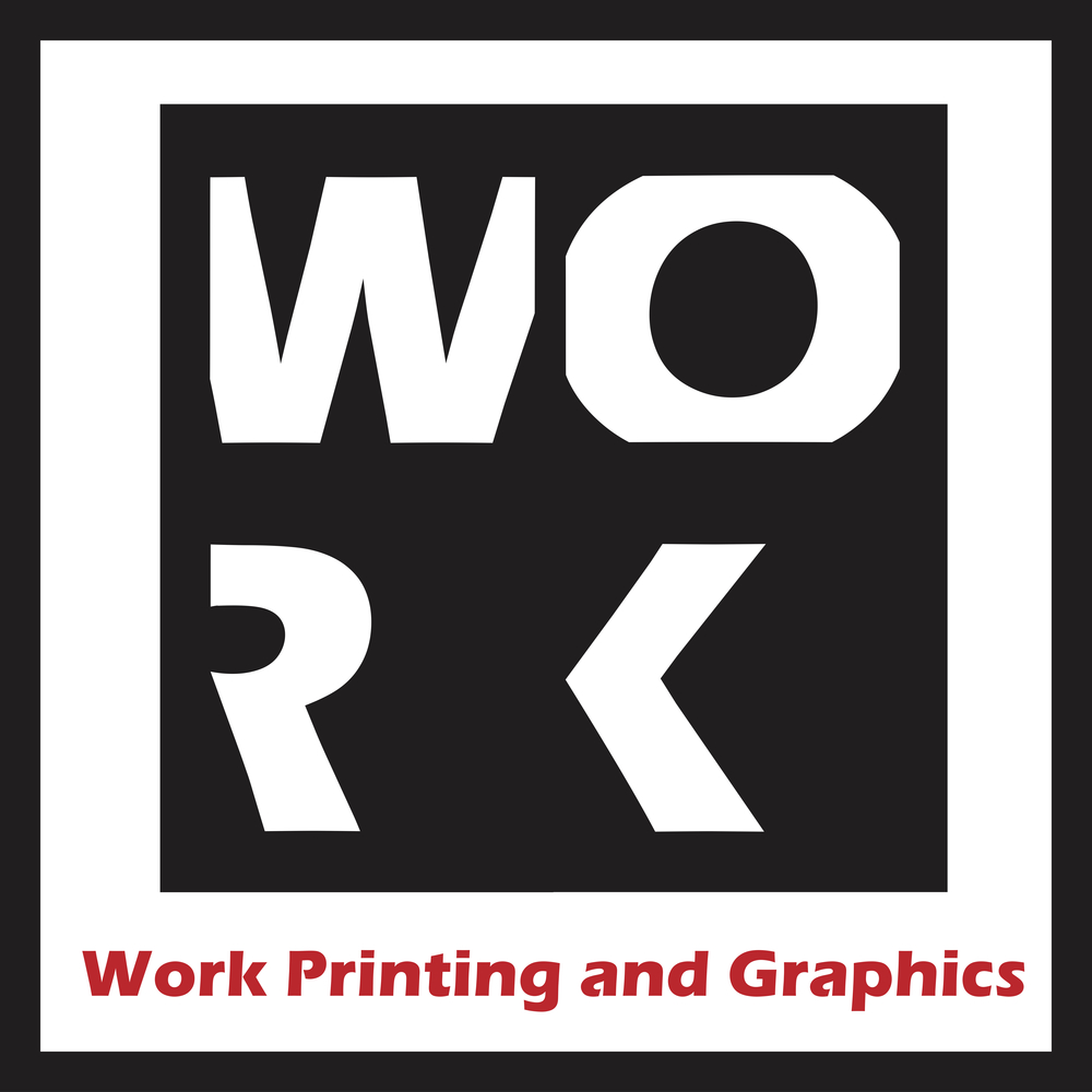 Work Printing and Graphics Logo