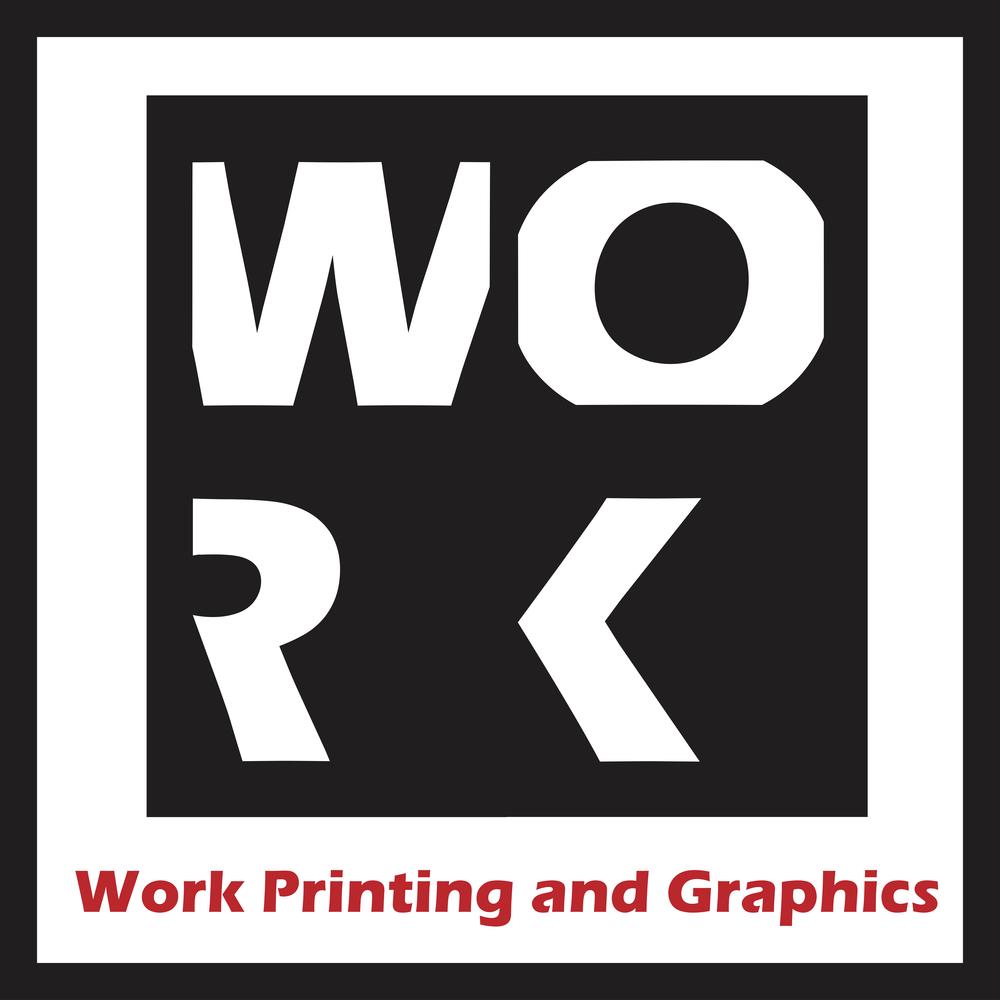 Work Printing and Graphics Logo