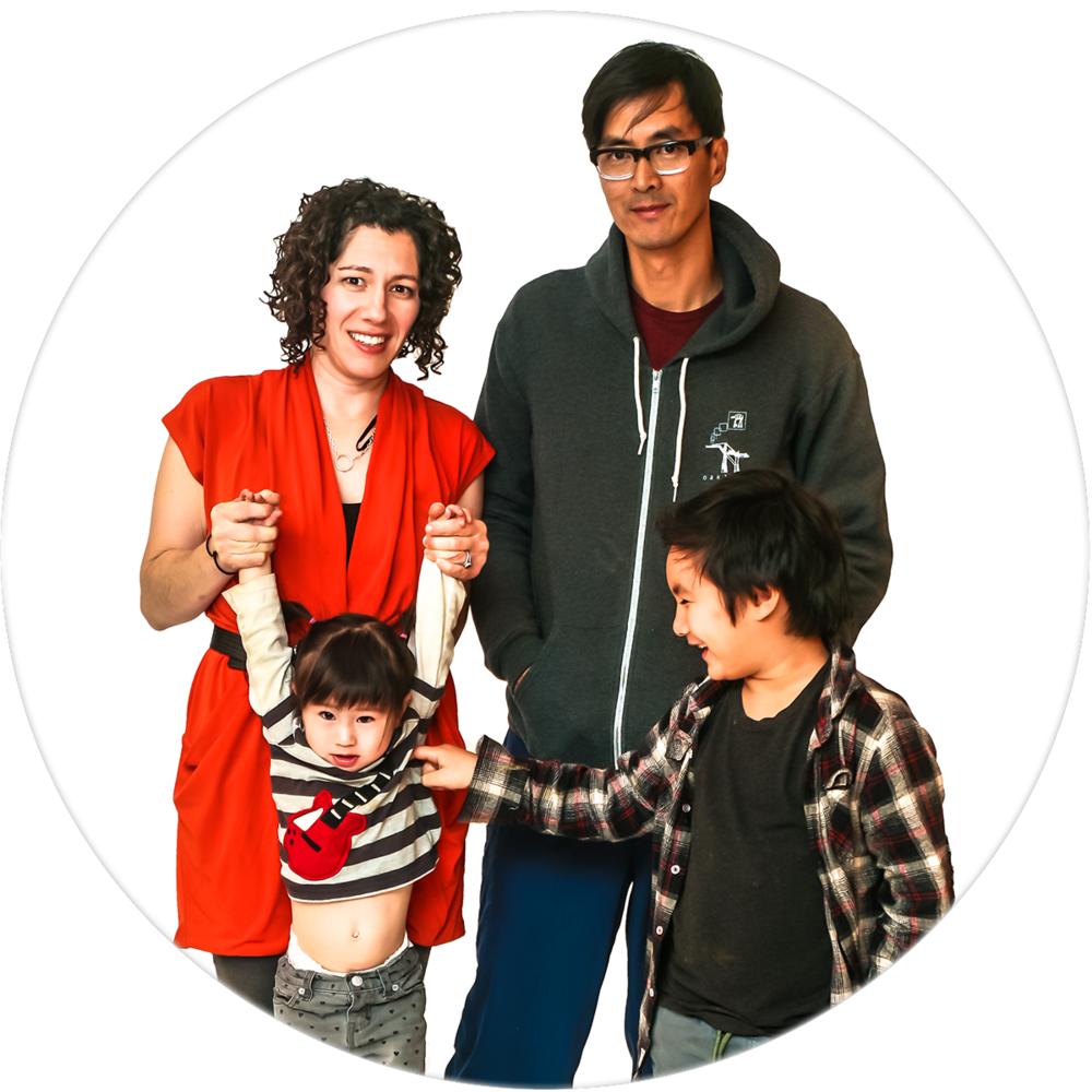 Kosten Family Circle Headshot