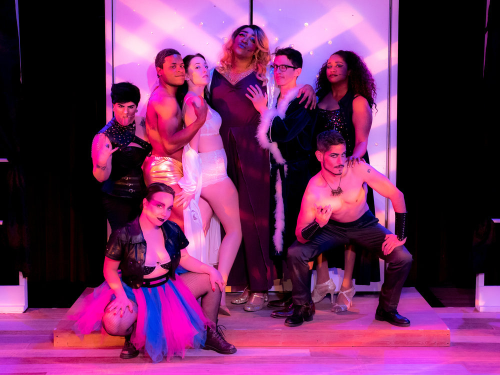 The Rocky Horror Show Cast 2