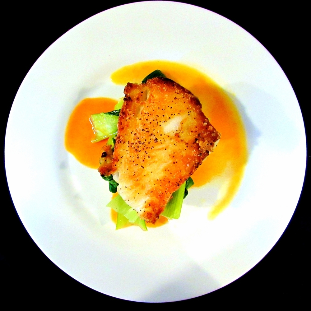 chilean sea bass.
