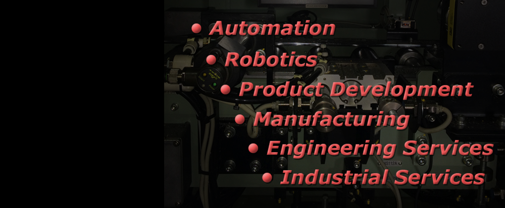 Automated industrial solutions designed, built, and installed for your growing business.