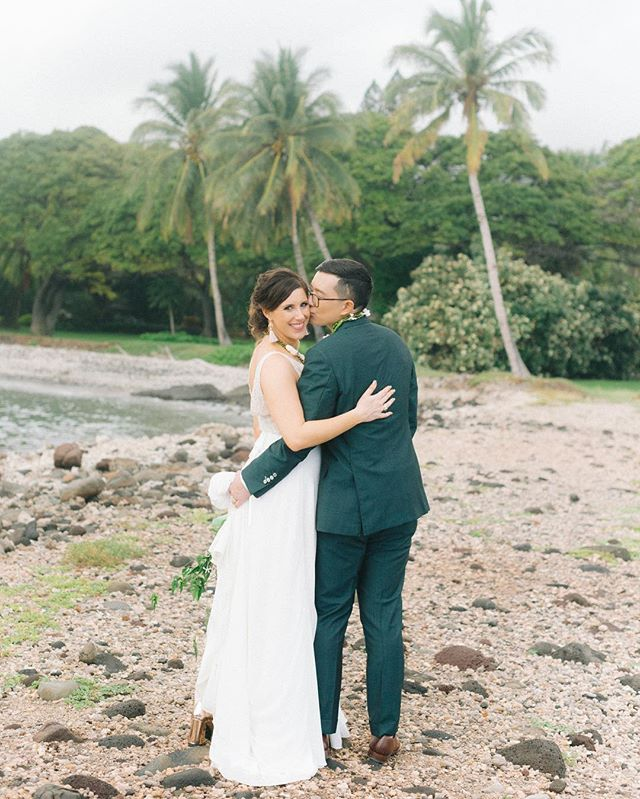 Happy Anniversary to these love bugs!!! Sharing more of their gorgeous Maui wedding in my stories today!! #destinationwedding #lorelymezaphotography  Event Planner | @lvlweddings @heatherhoesch  Cinematography | @hifocused  Florals | @teresasenamaui  Beauty | @mauimakeupartistry  Musician + DJ | @kevinmiso  Rentals | @rioeventdesign @islandrents  Tabletop | @setmaui  Linens | @modmixstudio @wintersevents  Catering | @cafeolei_maui  Bar | @garnishcraftcocktails  Cake | @cafefanatics Officiant | @manuteanuie  Invitations | @mintedweddings  Stationary | @primandpixie