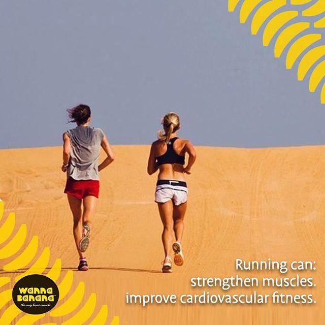 Go Bananas for fitness.  #Dubai30x30 #WannaBananaSnack #food #healthy #vegan #dubaifitness #dubailifestyle #jeddahfood #jeddahfitness #nikerunning #instarunners #runhappy #30bananasaday #bananasmoothie
